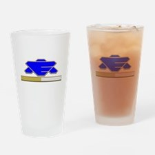 Executive Officer Drinking Glass