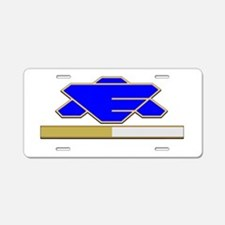 Executive Officer Aluminum License Plate