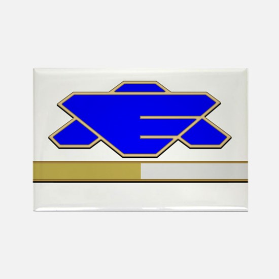 Executive Officer Rectangle Magnet