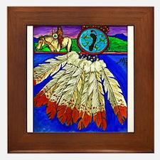 Blackfoot for Life Framed Tile