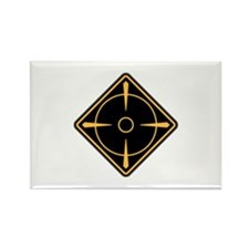 Security Rectangle Magnet