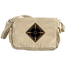 Security Messenger Bag