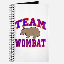Team Wombat VI Journal