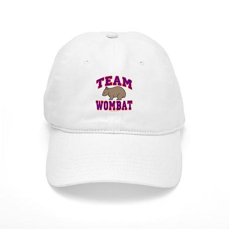 Team Wombat VI Cap