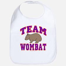 Team Wombat VI Bib