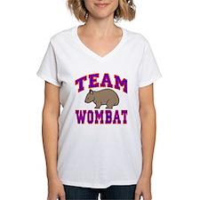 Team Wombat VI Shirt