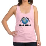 Air marshal Womens Racerback Tanktop