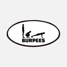 Burpees Patch