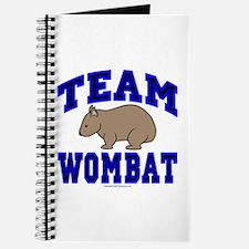 Team Wombat IV Journal
