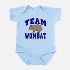 Team Wombat IV Infant Bodysuit