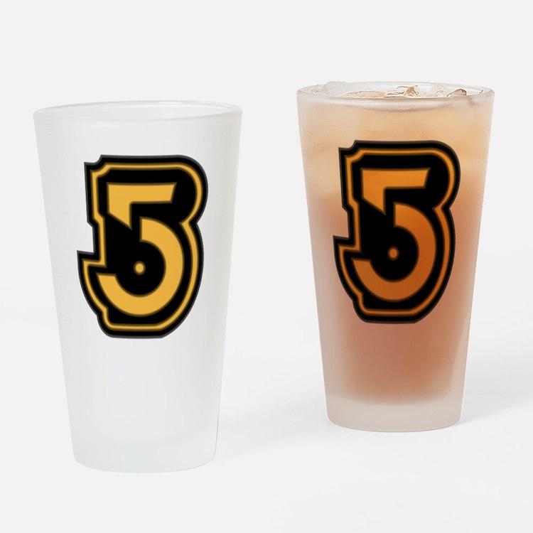 B5 Drinking Glass