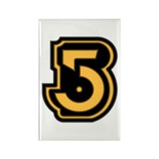 B5 Rectangle Magnet