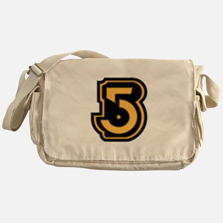 B5 Messenger Bag