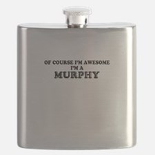 Of course I'm Awesome, Im MURPHY Flask