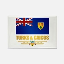 Turks and Caicos Magnets