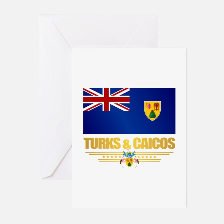 Turks and Caicos Greeting Cards