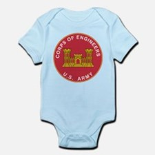 Army Corps Of Engineers Infant Bodysuit