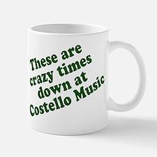 Costello Music Mug