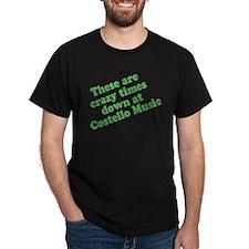 Costello Music Dark Tee Shirt