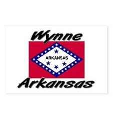 Wynne Arkansas Postcards (Package of 8)