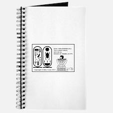 King Tut Journal