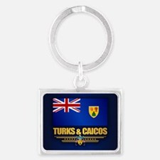 Turks and Caicos Keychains