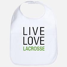 Live Love Lacrosse Bib