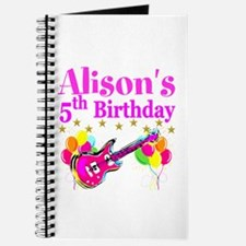 PERSONALIZED 5TH Journal