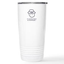 Cute Leprechaun alabama could be a crackhead Travel Mug