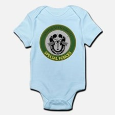 US Army Special Forces Emblem Infant Bodysuit
