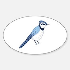 Cute Blue jays Decal