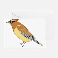 Unique Wild bird Greeting Card