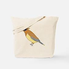 Cute Wild birds Tote Bag