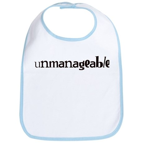 Unmanageable Bib