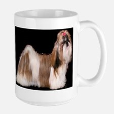 shih tzu full Mugs