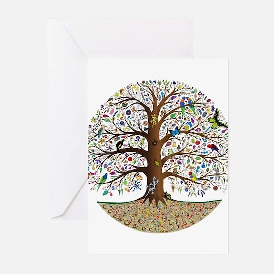 VLA Tree of Life Greeting Cards