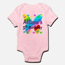 PERSONALIZED 5TH Infant Bodysuit