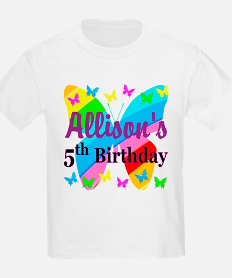 PERSONALIZED 5TH T-Shirt