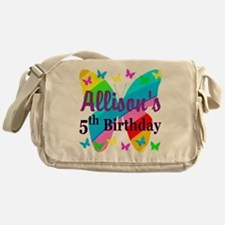 PERSONALIZED 5TH Messenger Bag