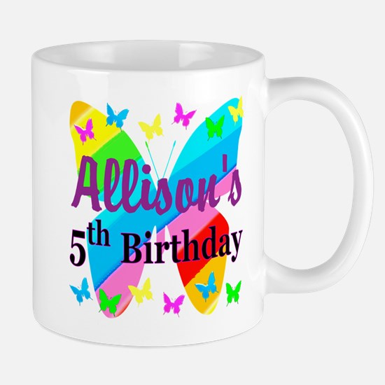 PERSONALIZED 5TH Mug