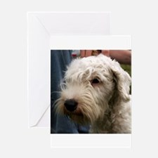 sealyham terrier Greeting Cards