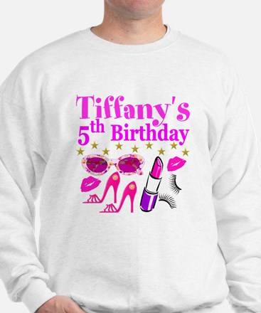 PERSONALIZED 5TH Sweatshirt