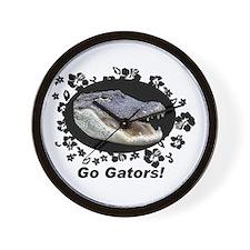 Florida Gators Wall Clock