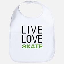 Live Love Skate Bib