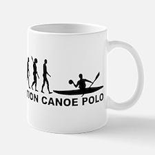 Evolution Canoe Polo Mug