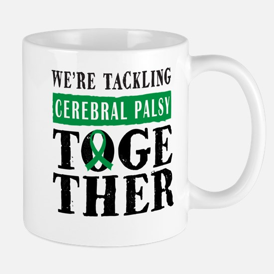 Tackling Cerebral Palsy Mugs