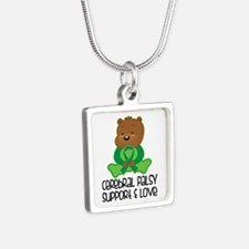 Cerebral Palsy Support Bear Necklaces