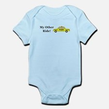 Taxi My Other Ride Infant Bodysuit