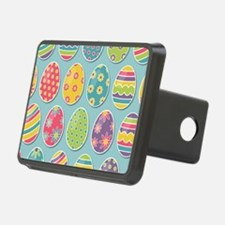 Easter Eggs Hitch Cover