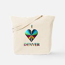 I Love Dallas #3 Tote Bag